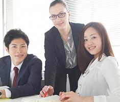 企業向け英語研修話